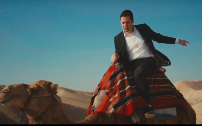 Jewish Music Superstar Talks About Jewish Content Network (JCN) and his New Music Video – Na'avor