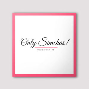 Only Simchas