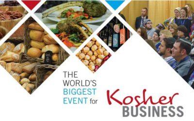 Come Visit Us At KosherFest 2018!